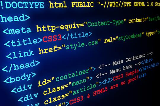 HTMLとは何か?初心者向けに概要...