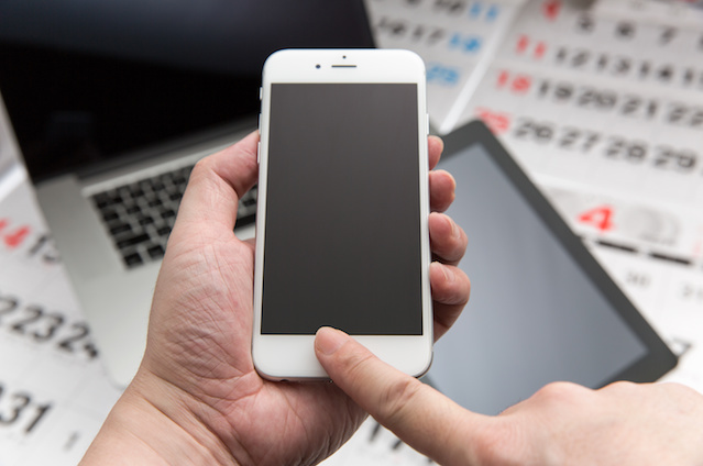 【はじめてのiPhoneアプリ開発】スライダーを使ってみよう