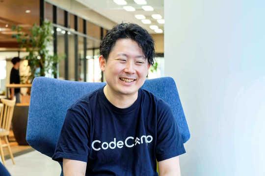 プロを目指すなら、『現場で通用する技術』を学ぶべき【CodeCamp人気講師 #11 志賀先生】