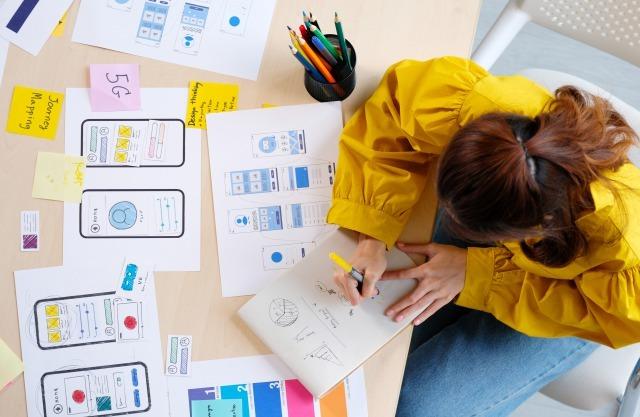 使いやすいUIデザインツールはどれ?機能や特徴を徹底比較!