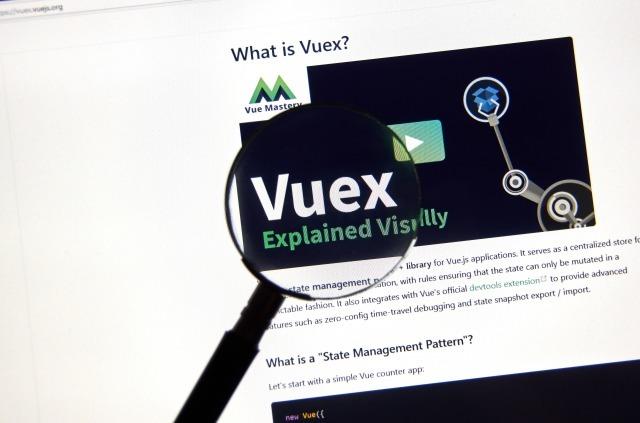 【Vue.js】Vuexの使い方を解説【データ保存】