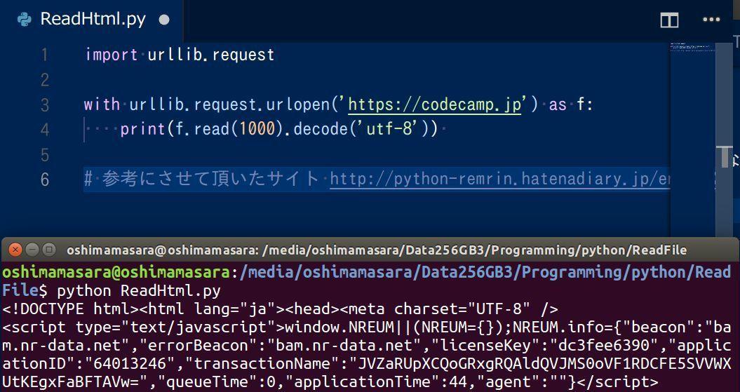 python-read-html