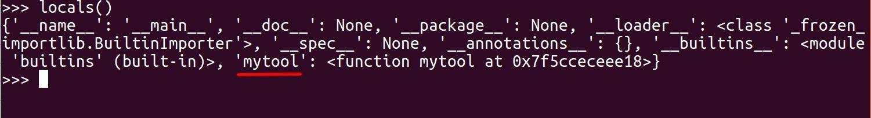 python-function list