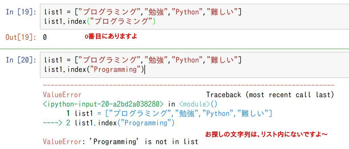 python-list-index