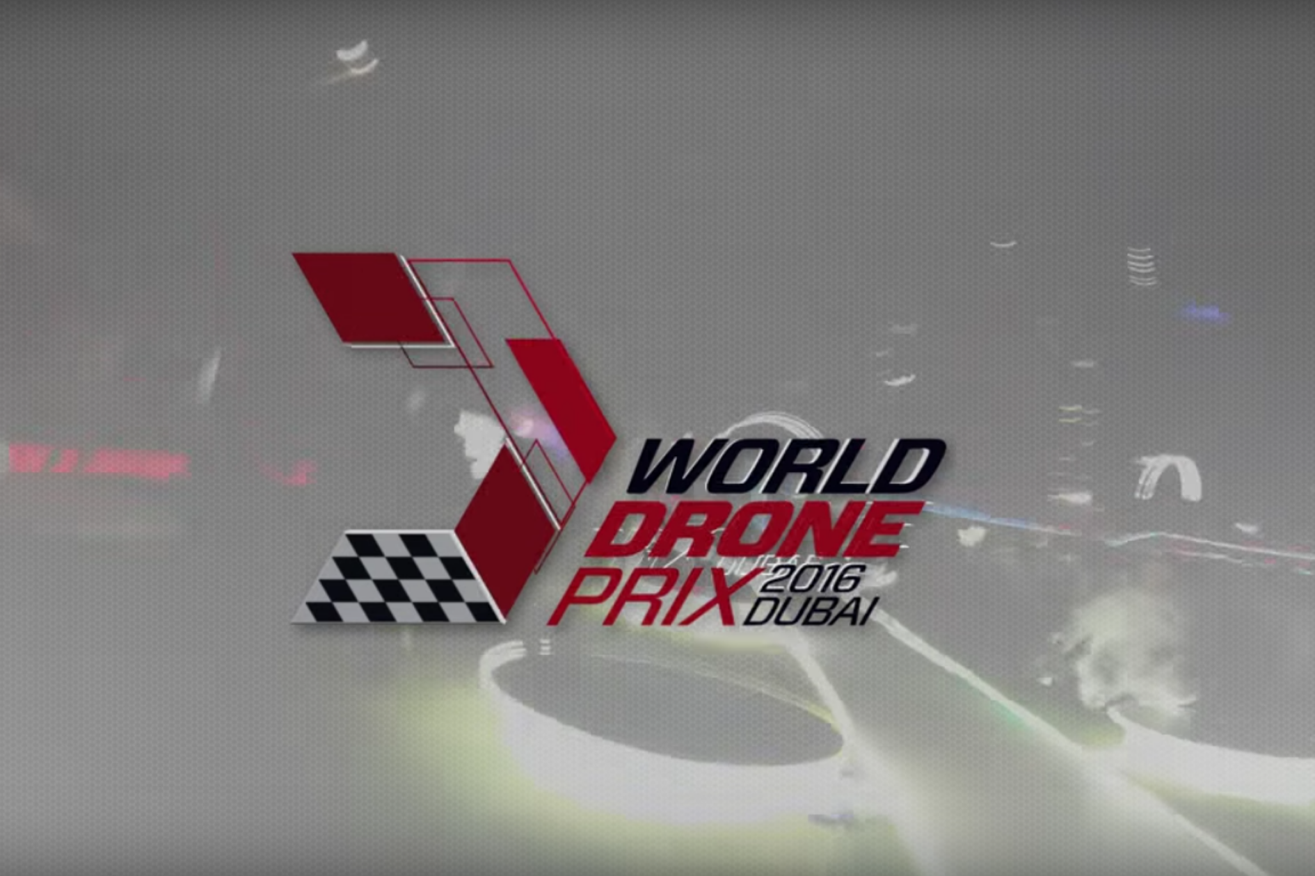 The Final Race of the biggest drone race, the World Drone Prix. #WDP16