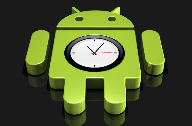 android-time