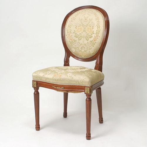 椅子張替え