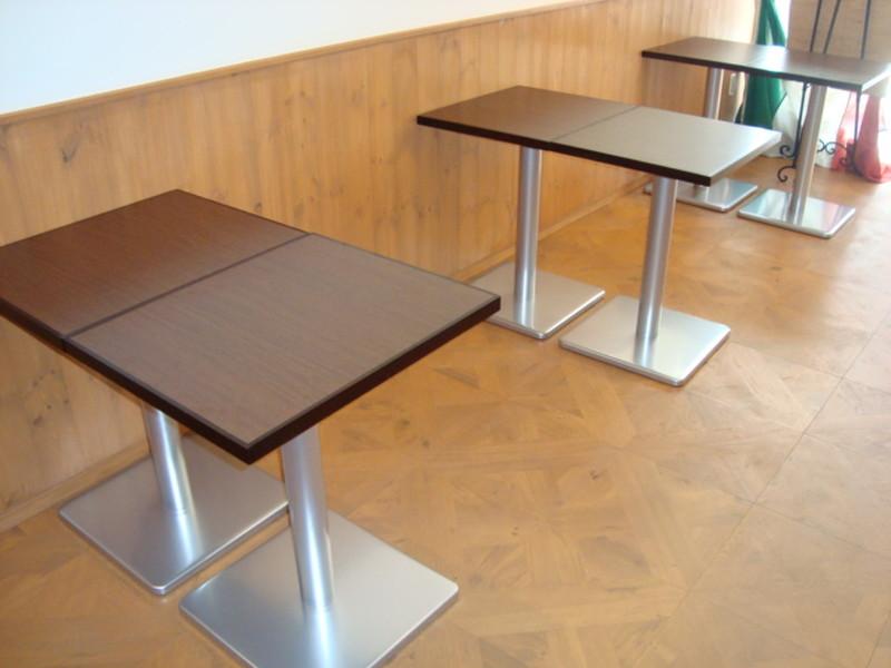 兵庫県 食堂 テーブルセット