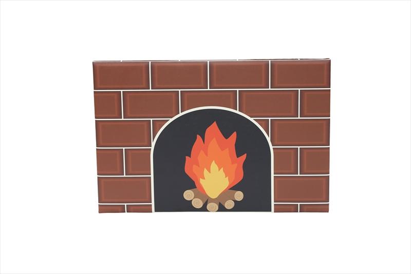RKP-9060 暖炉柄ウォールマット フォレスト用 商品画像