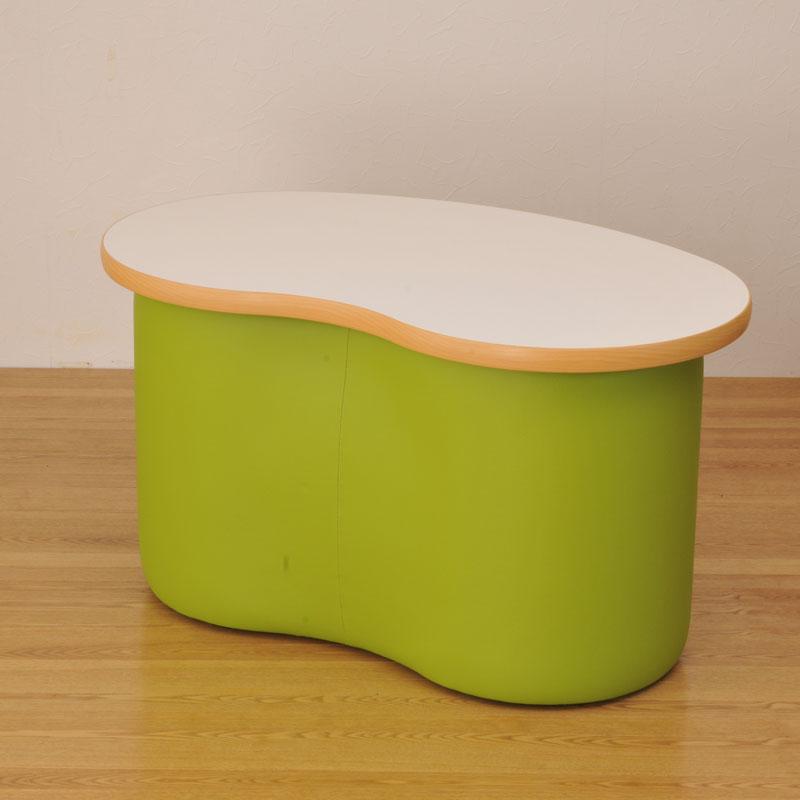 TBD 楽がきテーブル ビーンズ型 ベース台付 商品画像