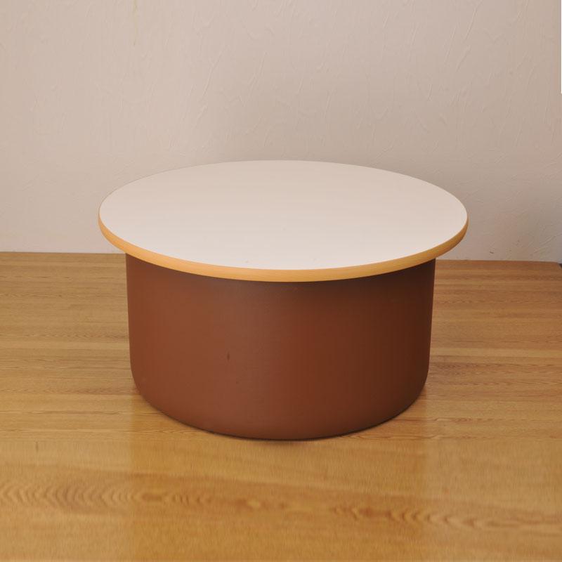 TED 楽がきテーブル 円形 ベース台付 商品画像
