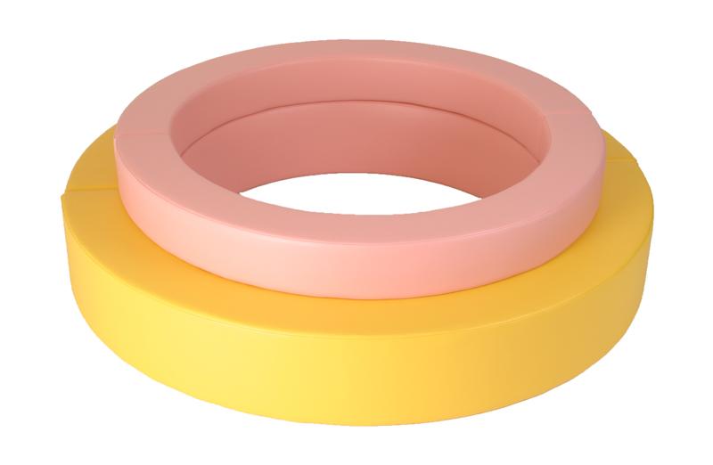2段ミニボールプール セット(カラーボール無し) 商品画像