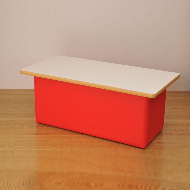 TTD 楽がきテーブル 長方形 ベース台付 商品画像