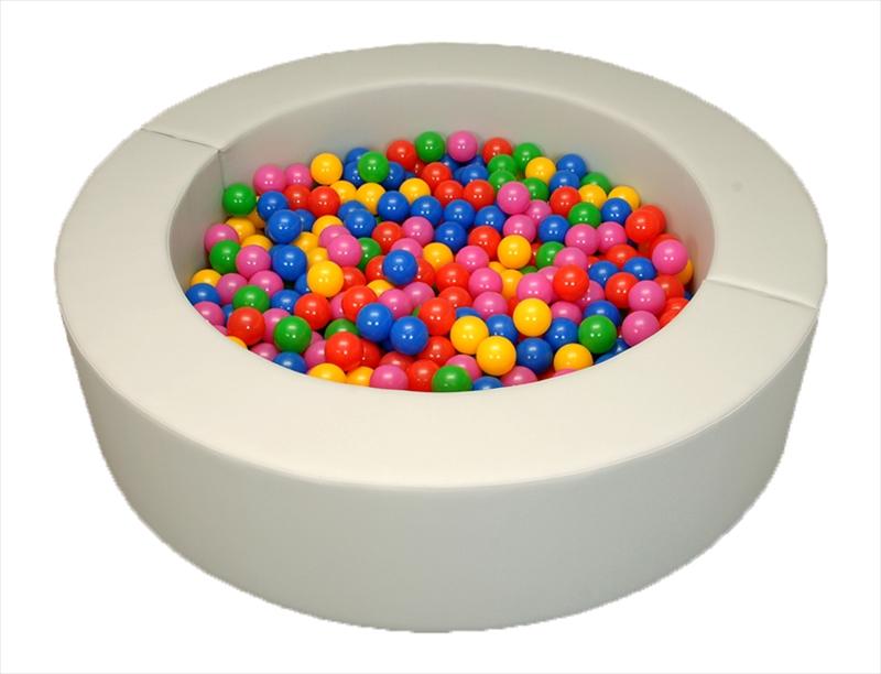 ミニボールプール カラーボール500個付 商品画像