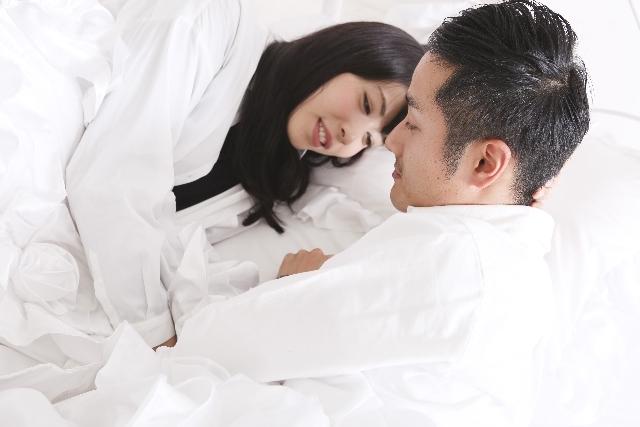 添い寝のイメージ画像