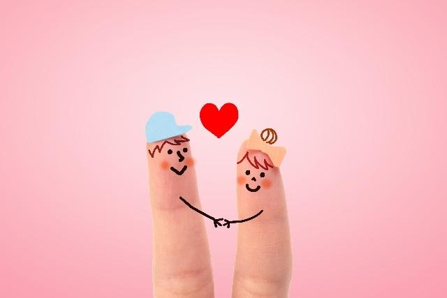 恋愛観のイメージ画像