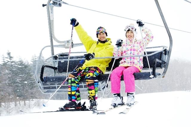 スキーのイメージ画像