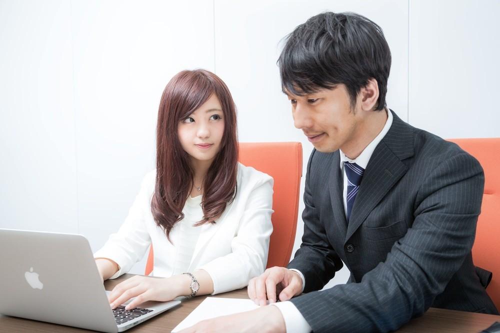職場恋愛のイメージ画像
