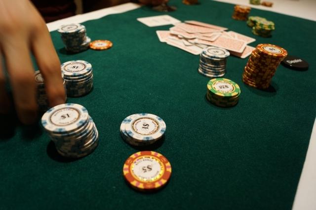 ギャンブルのイメージ画像