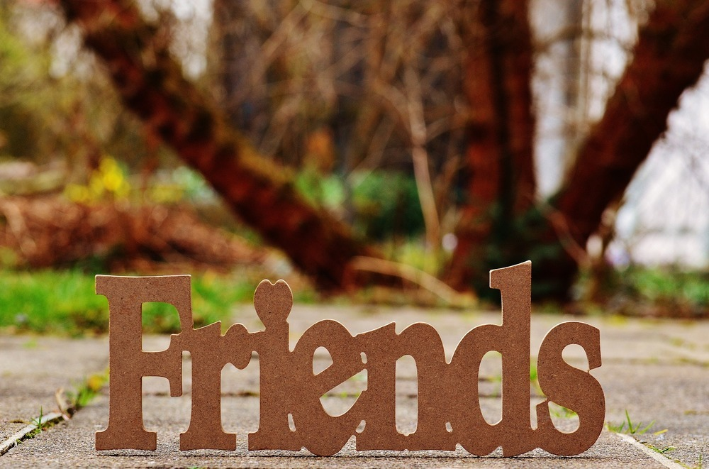 友情のイメージ画像