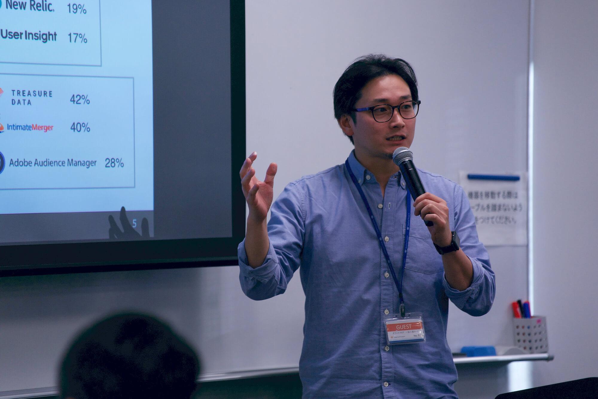 「社会情報学シンポジウム」でDataSign代表の太田が講演しました
