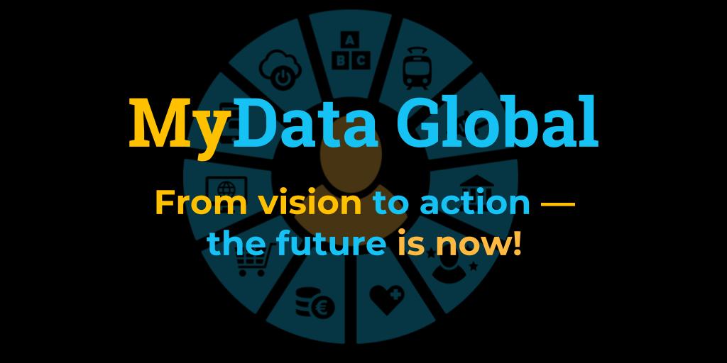 MyData Global の Founding member になりました