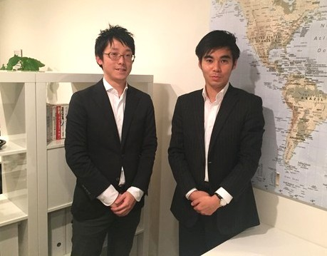 豊吉 隆一郎 氏/奥村 健太 氏