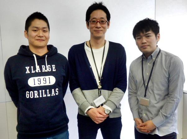 林さん/青木さん/樋口さん