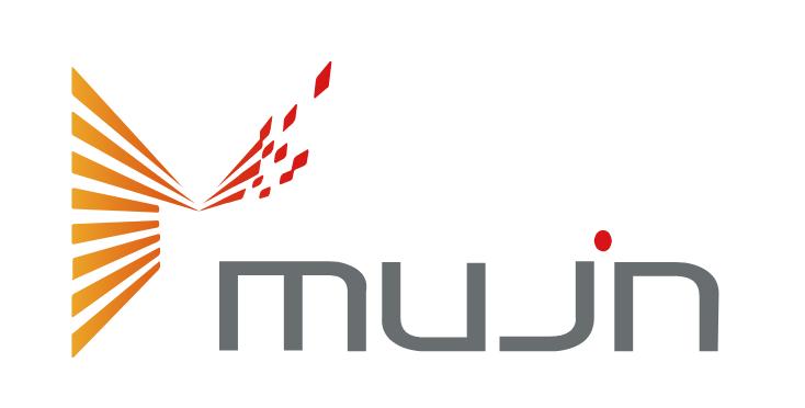 株式会社Mujinロゴ