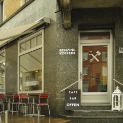BENZIN & KOFFEINの店舗写真