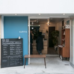 SWITCH COFFEE TOKYOの店舗写真