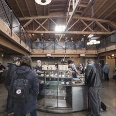 Sightglass Coffeeの店舗写真