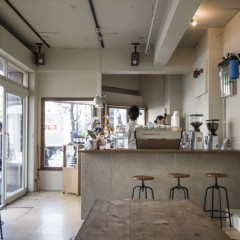 GLITCH COFFEE & ROASTERSの店舗写真