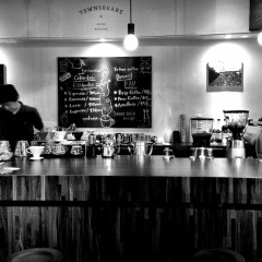 Townsquare Coffee Roastersの店舗写真