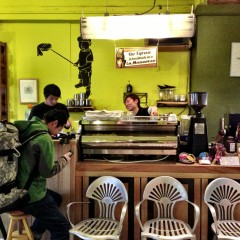 manu coffee-Daimyouの店舗写真