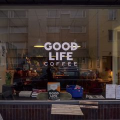 Good Life Coffeeの店舗写真