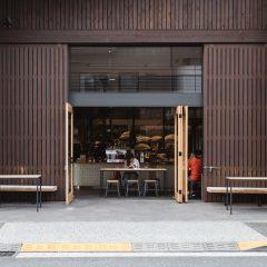 ALLPRESS ESPRESSO Tokyo Roastery & Cafeの店舗写真