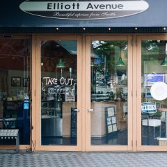 Cafe Elliott Avenueの店舗写真