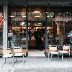 FUGLEN OSLOの店舗写真