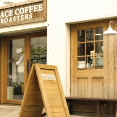 PEACE COFFEE ROASTERSの店舗写真