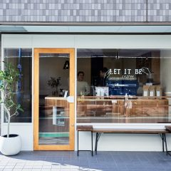 Let It Be Coffeeの店舗写真