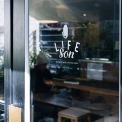 LIFE son COFFEE STANDの店舗写真