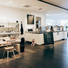 MARGARET HOWELL SHOP & CAFE FUTAKOTAMAGAWA RISEの店舗写真