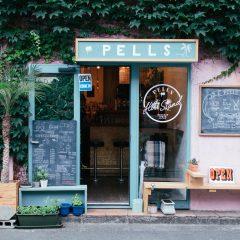 Hot Stand PELLSの店舗写真