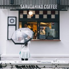 SARUTAHIKO COFFEE BEAMS JAPAN SHINJUKUの店舗写真