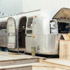The AIRSTREAM GARDENの店舗写真