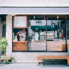 APARTMENT COFFEEの店舗写真