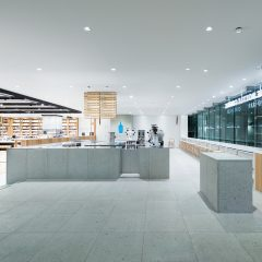 Blue Bottle Coffee Shinagawa Cafeの店舗写真