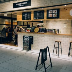 BE A GOOD NEIGHBOR COFFEE KIOSK ROPPONGIの店舗写真