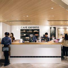 CAFÉ EXPERTOの店舗写真